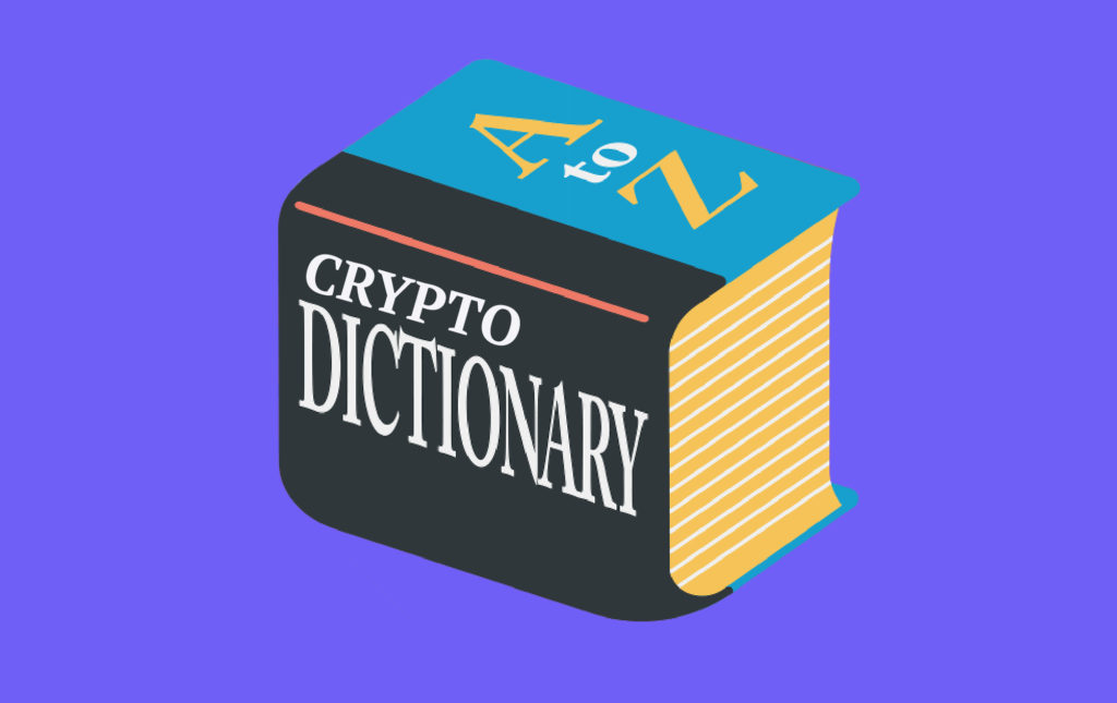 Bitcoin Cryptocurrency Dictionary Definitions
