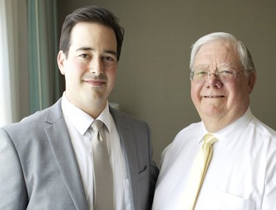 Richard and Kurt Fagan, CPA